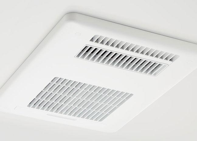 浴室暖房機交換